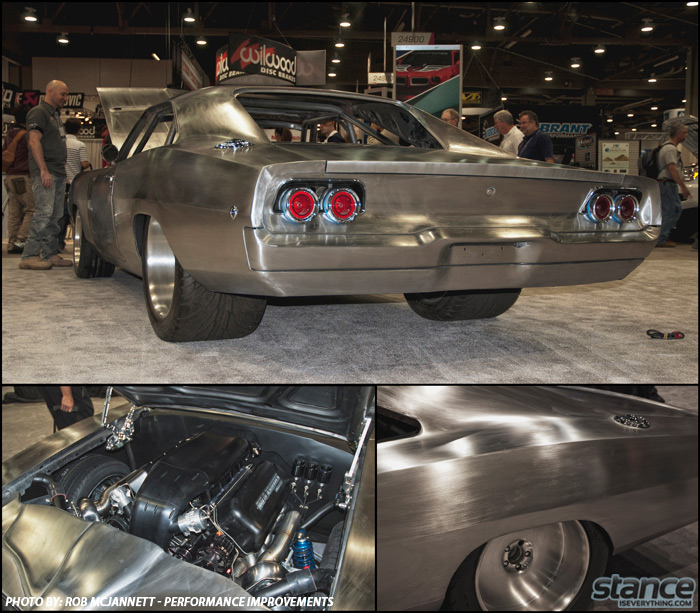 Love this bare metal Charger, work of art really