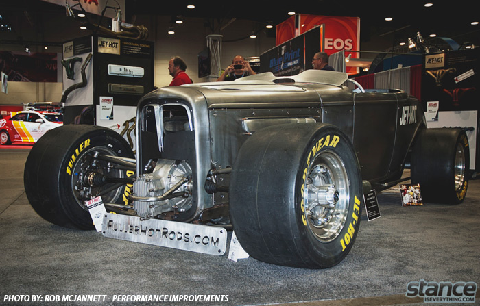 SEMA Showstopper: Fuller Hot Rods Double Down
