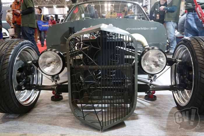 The Most Interesting Car At The 2014 Tokyo Auto Salon