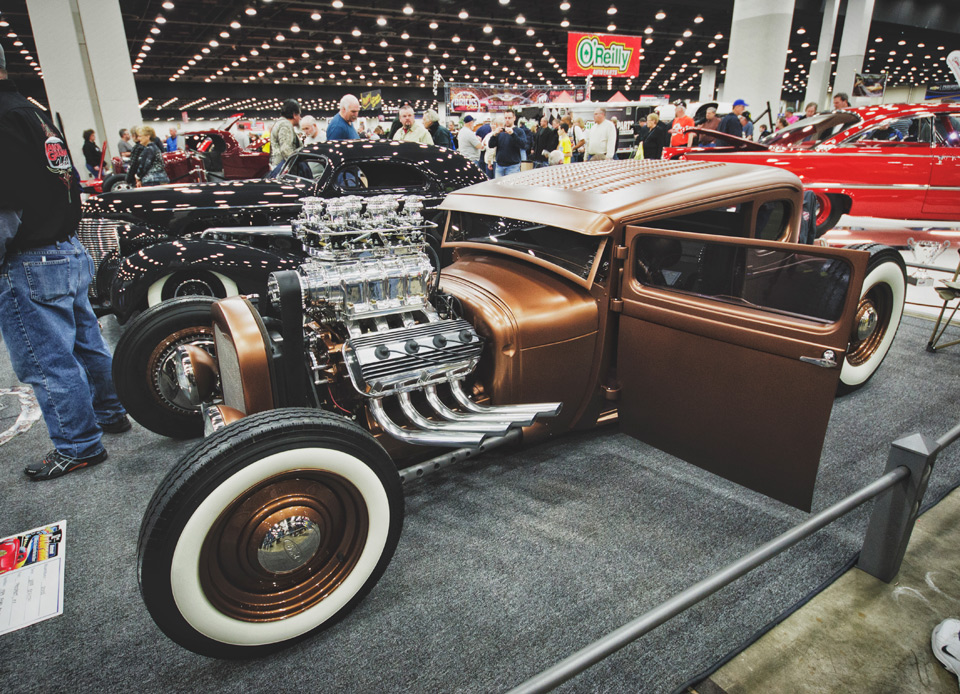 Event Coverage: The 2014 Detroit AutoRama