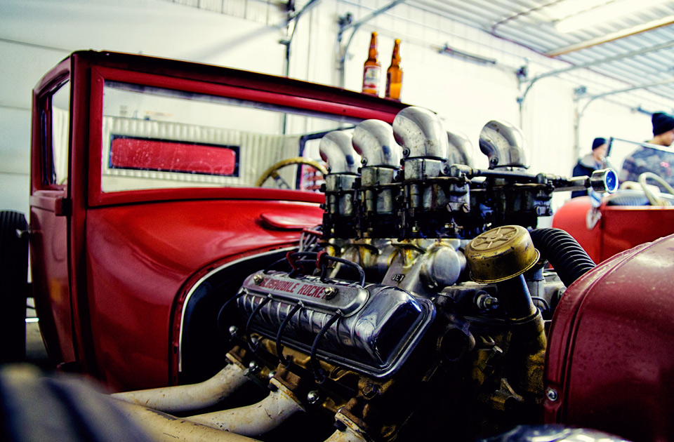 A Visit To: The Binbrook Speed Shop