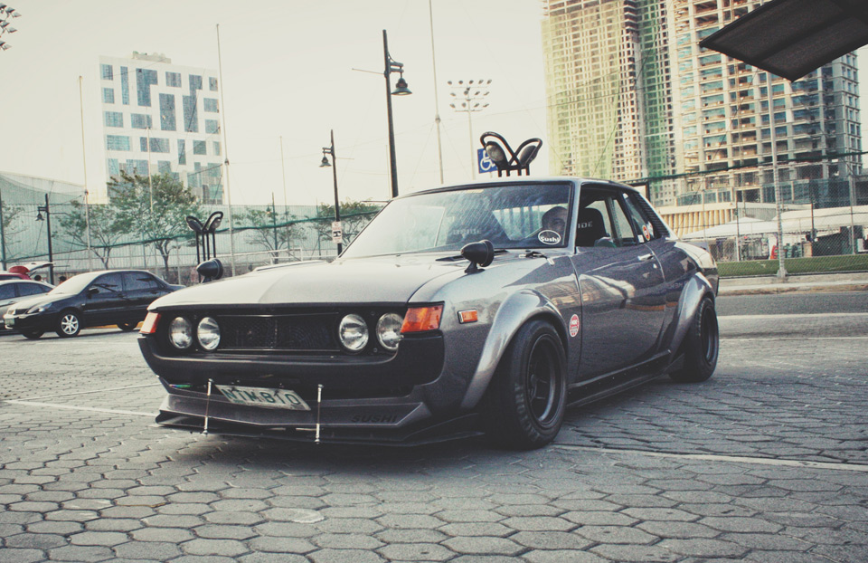 Event Coverage: Stance Pilipinas / Manila Fitted Sunday Slowdown
