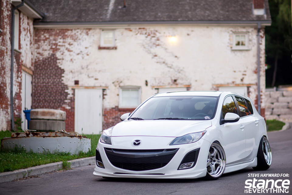 shea-2010-mazda3-work-wheels-front-far