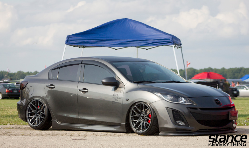 cscs-2014-show-and-shine-mazda-3-bagged-liquid-carbon-shop