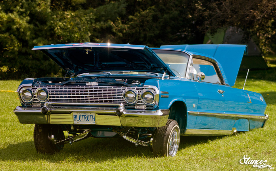 northern-show-down-car-blue-truth