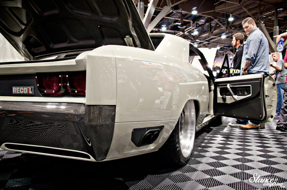 SEMA Showstopper: Ring Brothers Do It Again