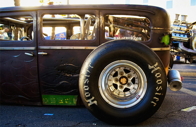 SEMA Showstopper: Quit Your Bitchin', sincerely Welderup
