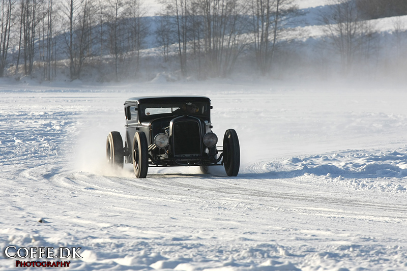 Winter Wednesdays: Any Weather Is Hot Rod Weather
