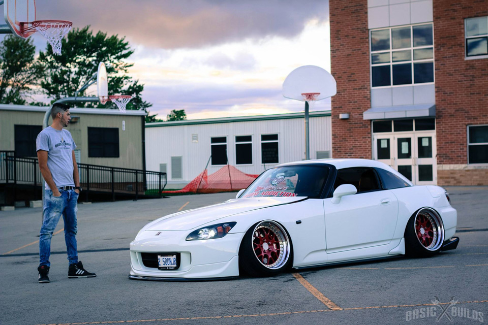 Coffee Time: Mike's S2000 – A Video By Basic Builds