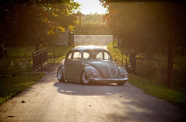 The People's Champ: Taylor'd Customs '59 Beetle