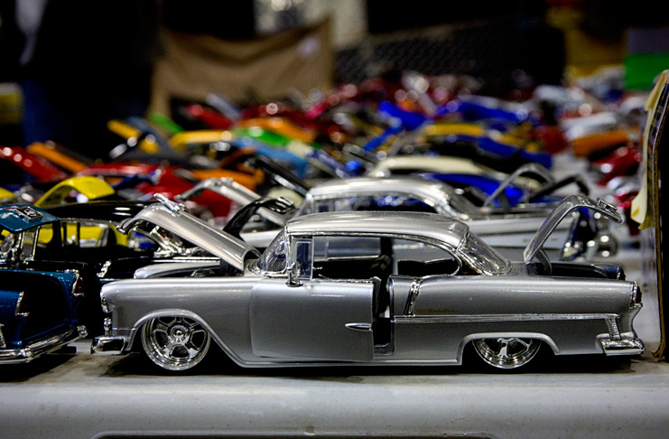 How I Almost Went Broke at The Motor City Swap Meet