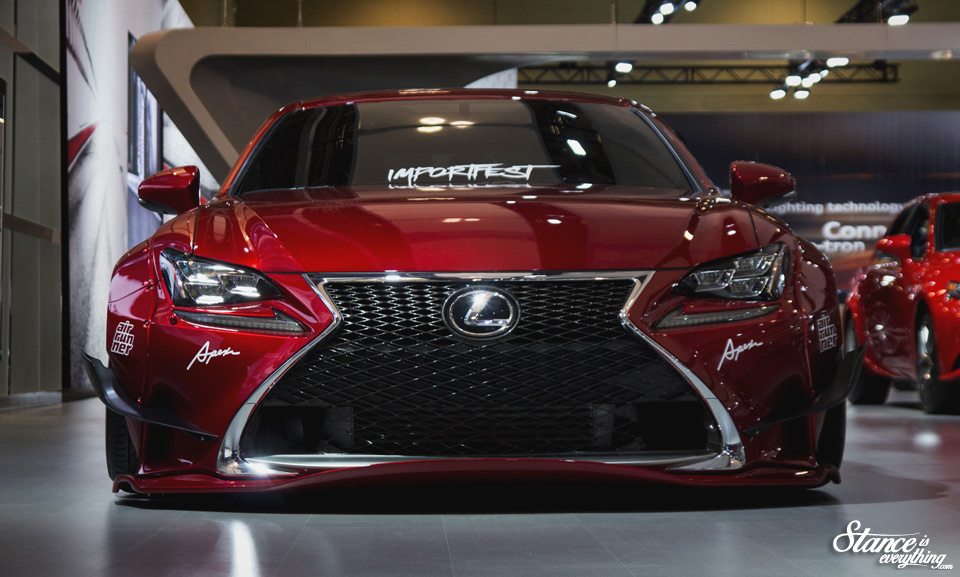 2016-canadian-international-auto-show-importfest-lexus-rc350-1