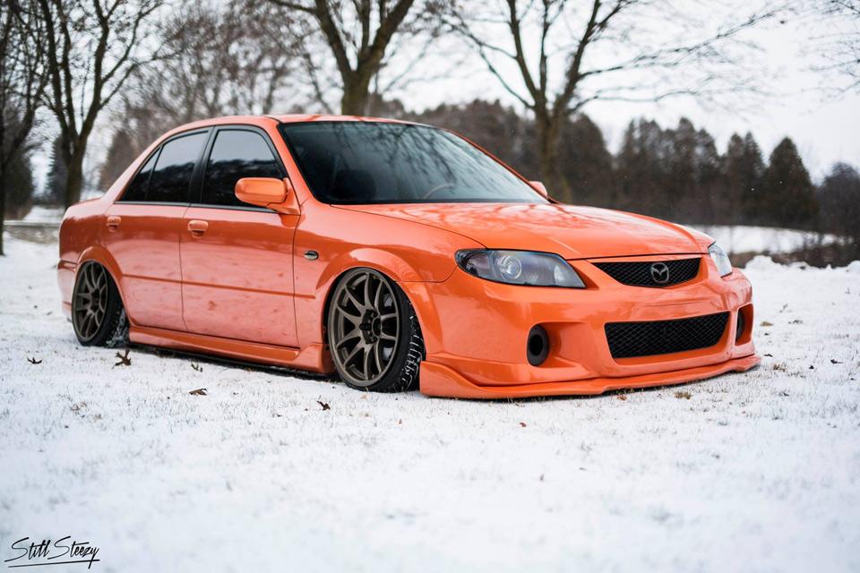 Winter Wednesdays: Spicy Snowstorm