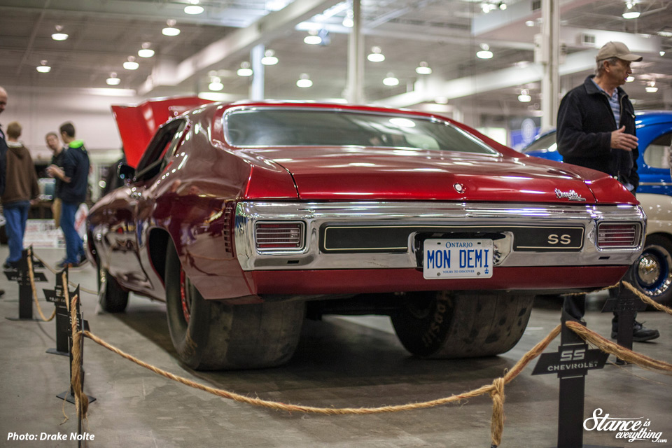 Motorama 2016 Hall 2 Chevelle Ss Stance Is Everything