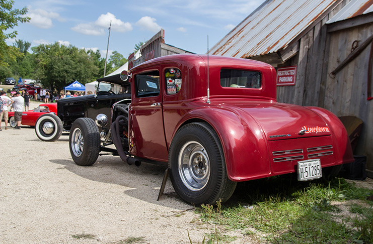 Event Coverage: The 2016 Jalopy Jam Up