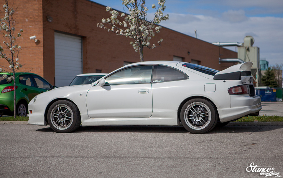 cars coffee toronto 2017 toyota celica gt4 stance is. Black Bedroom Furniture Sets. Home Design Ideas