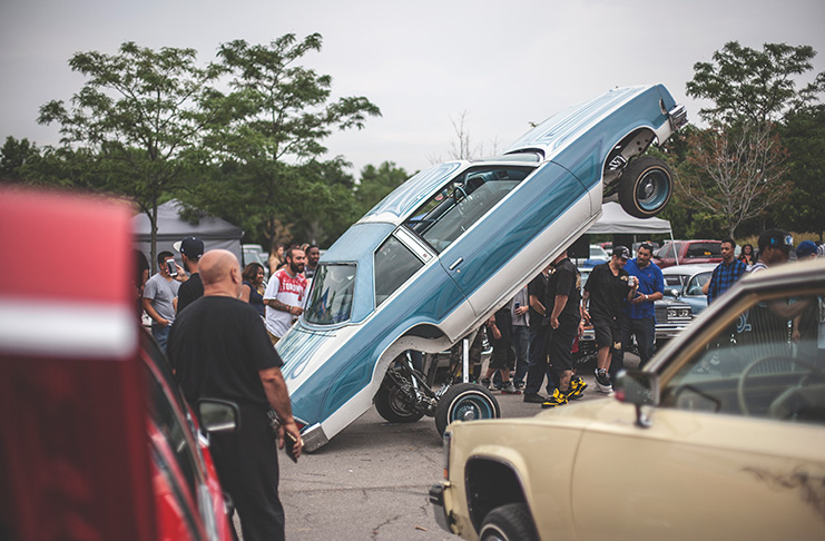 Event Coverage: 2017 Majestics Toronto Lowrider BBQ