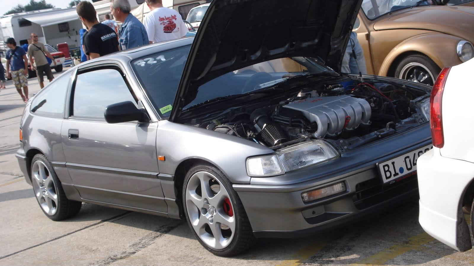 Theme Tuesdays: VR6 In Everything - Stance Is Everything