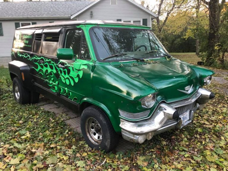 WTF Friday: Frankenstein Automotive