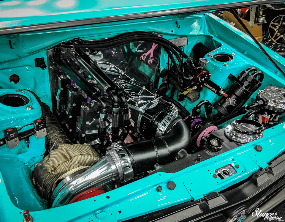 Motor Monday: Rotary Powered Datsun 1600 - Stance Is Everything