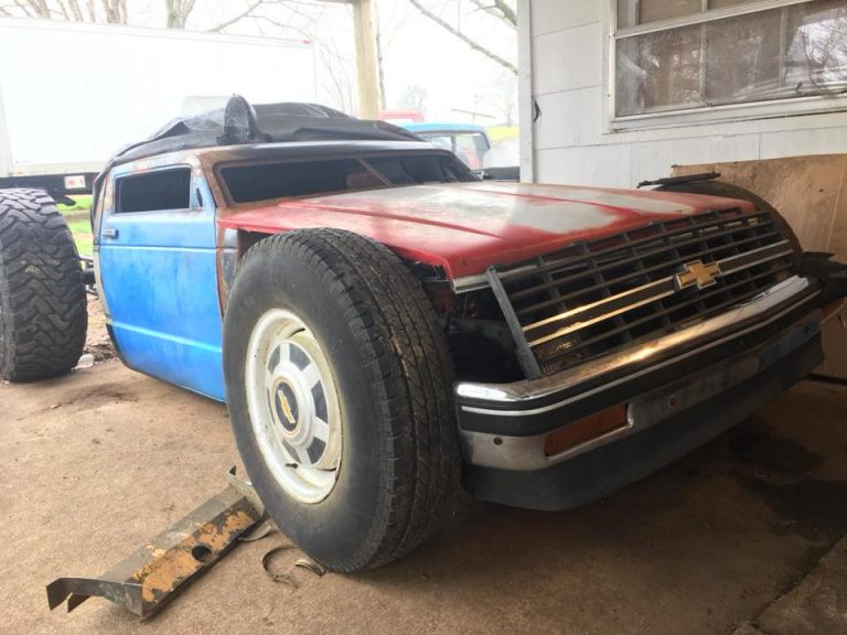 """WTF Friday: Another S10 """"Rat"""""""