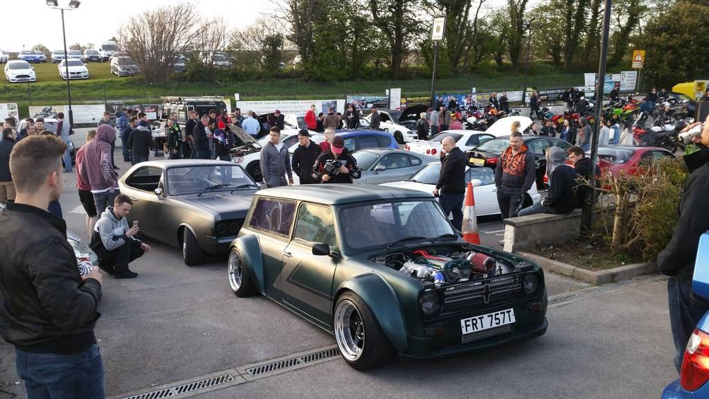 Theme Tuesdays: Classic Minis - Pt  2 - Stance Is Everything