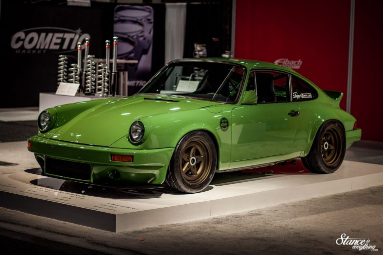 SEMA Showstopper: Don't Sleep