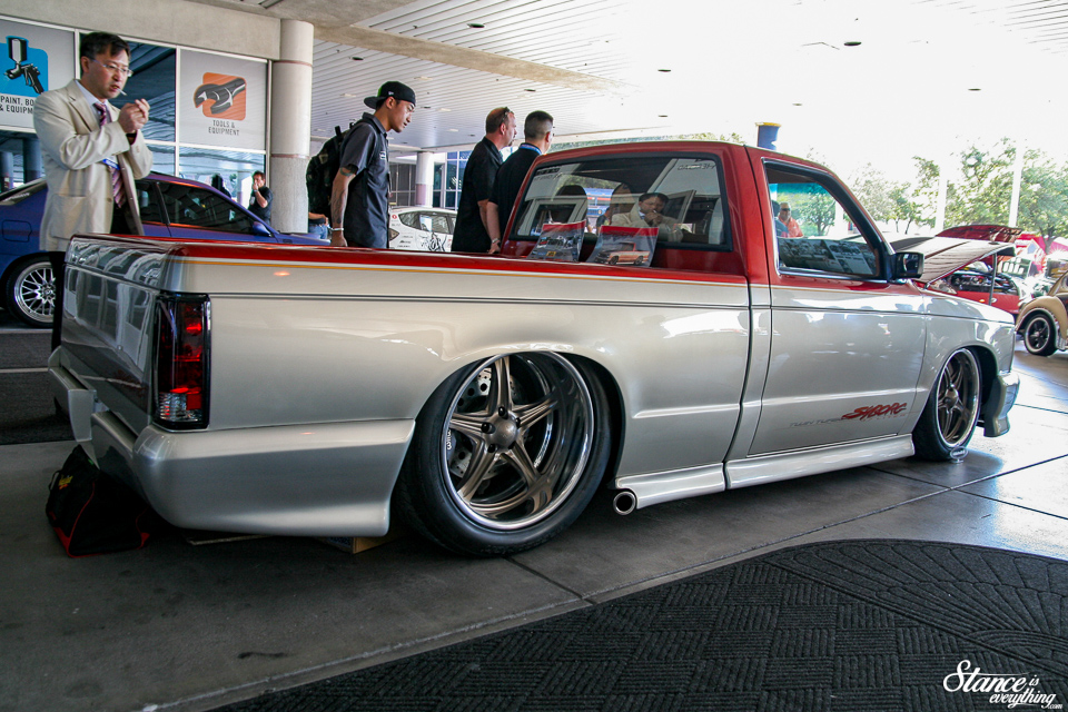 Taking It Back To The GMC Syborg - Stance Is Everything
